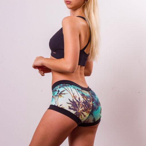 Ethically made Posto9 Brazilian Pole shorts and polewear