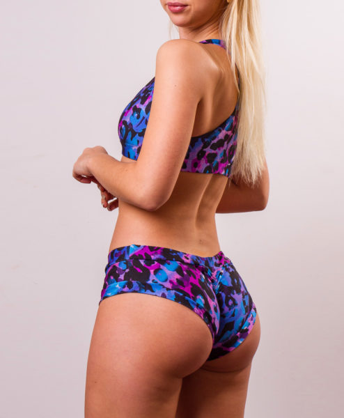 Ethically made Posto9 Pole shorts and polewear