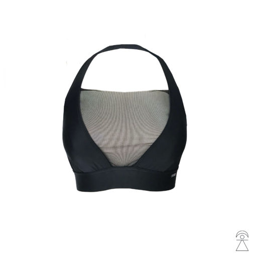 Luxury leisuree bra Ethically made in Ibiza. TANIT by Posto9
