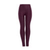 Ethically made, squat-proof, opaque and comfortable shiny leggings by Posto9