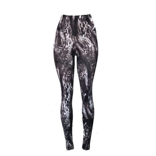 Ethically made super soft, opaque and comfortable yogawear leggings by Posto9