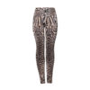 Leopard print body shaping bum lift leggings by Posto9