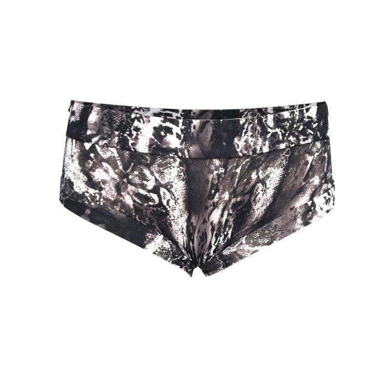 Snakeprint Pole shorts by posto9