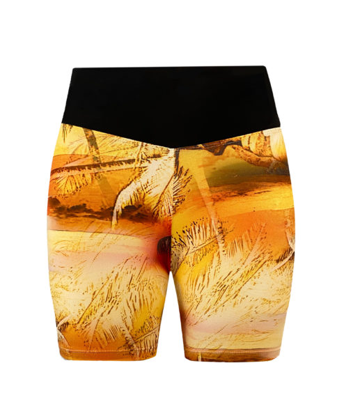 Posto9 high waist cycle shorts